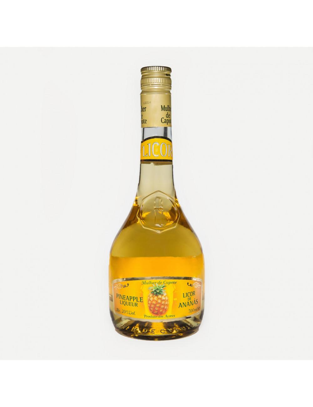 Pineapple Liqueur