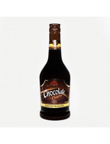 "Licor de Chocolate ""Queen of the Islands"""