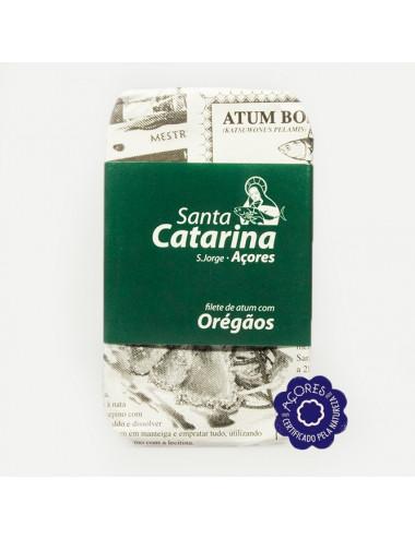 Tuna Fillets with Oregano