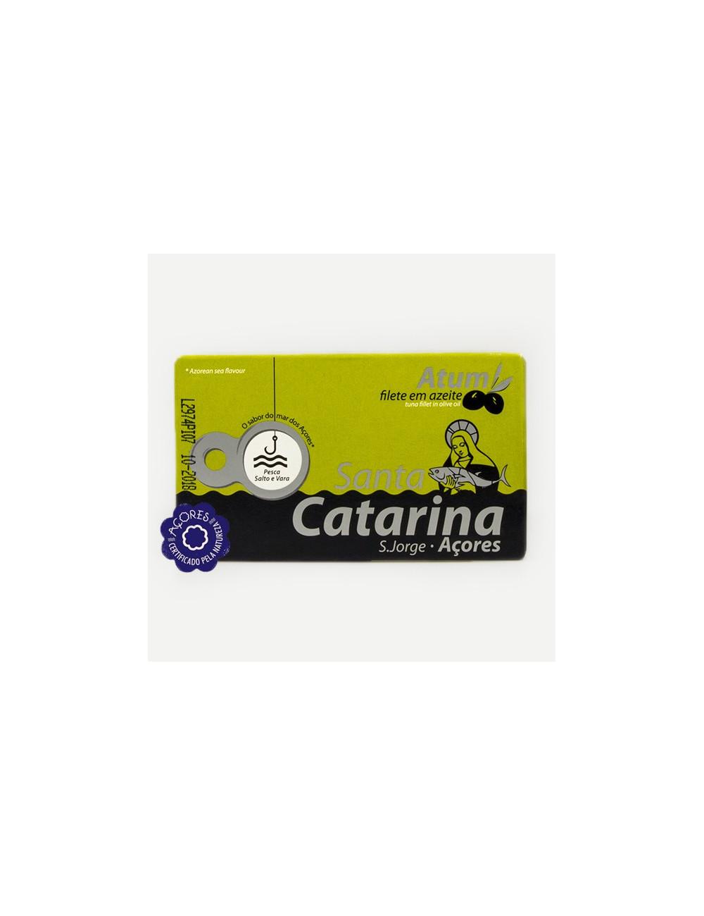 Tuna Fillet in Olive Oil