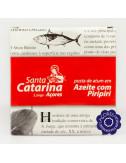 Posta de Atum em Azeite com Piripiri