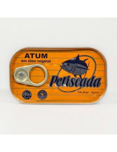 """Petiscada"" Tuna in Vegetable Oil"