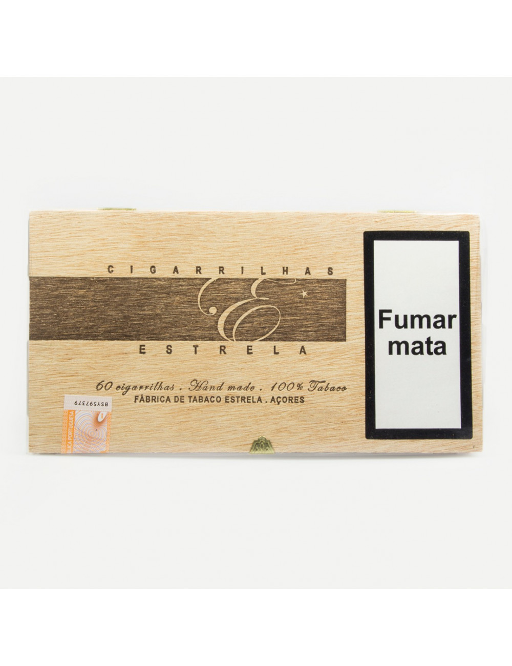 """Estrela"" Cigarillo Box"