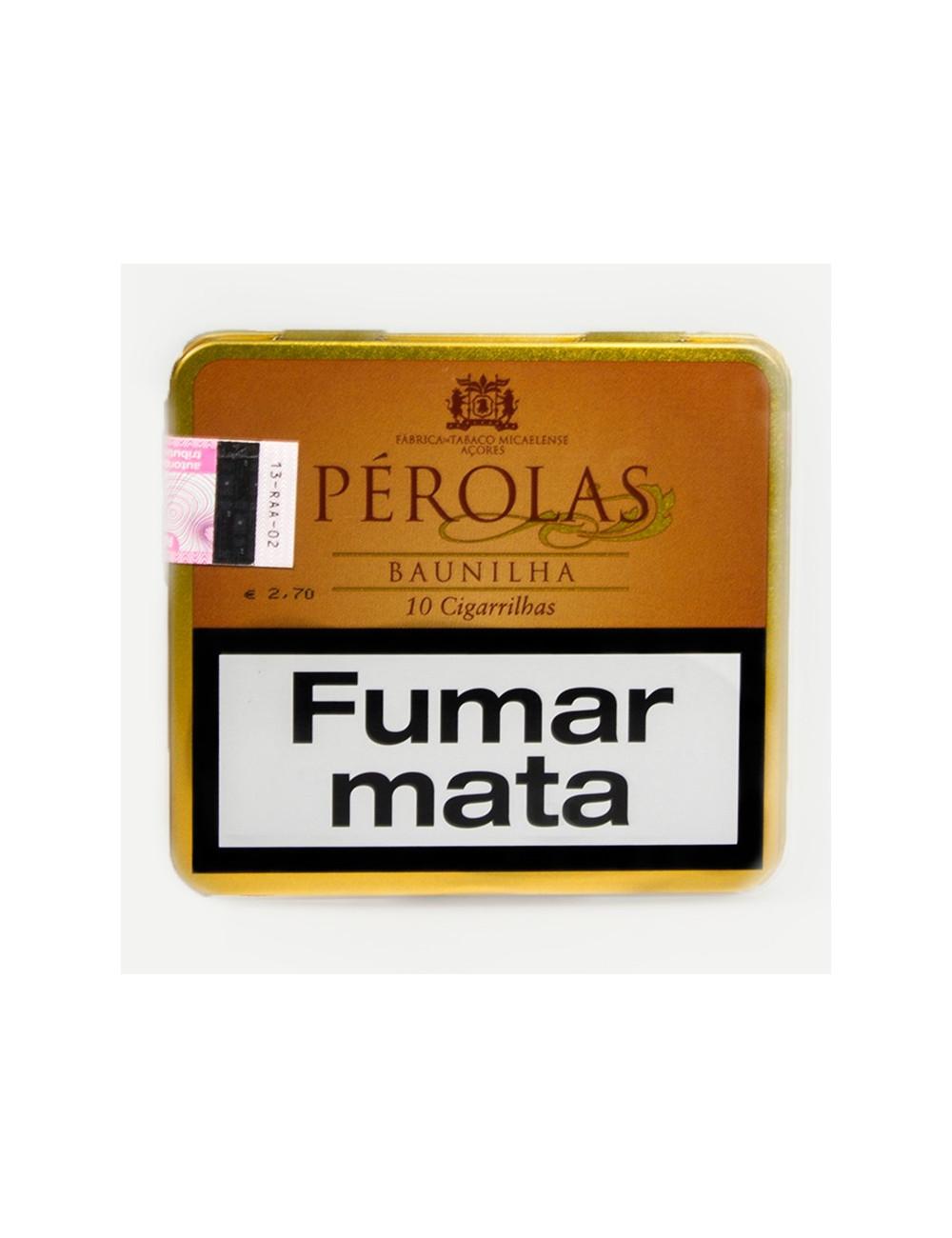 """""""Pérolas Gold"""" (Baunilha)"""