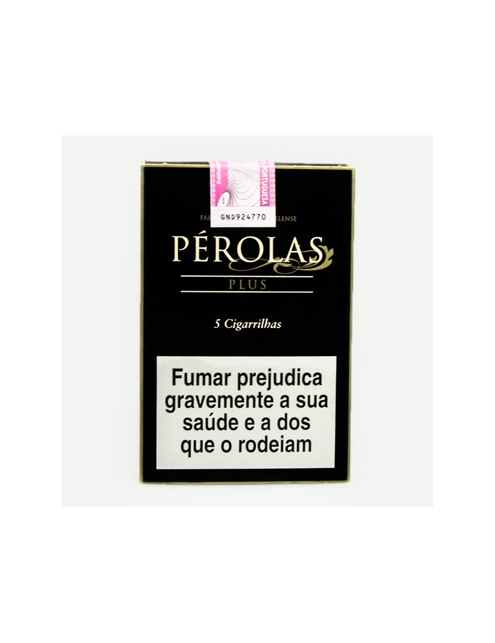 "Cigarrilhas ""Pérolas"" (Plus)"