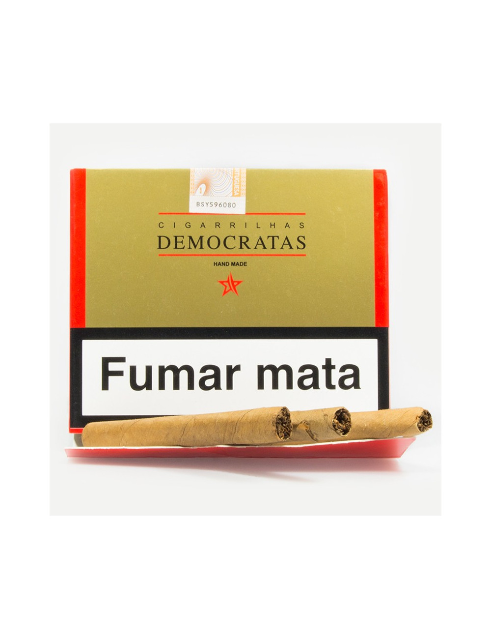 "Cigarrilhas ""Democratas"""