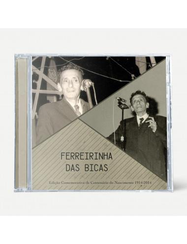 Ferreirinha das Bicas (CD)