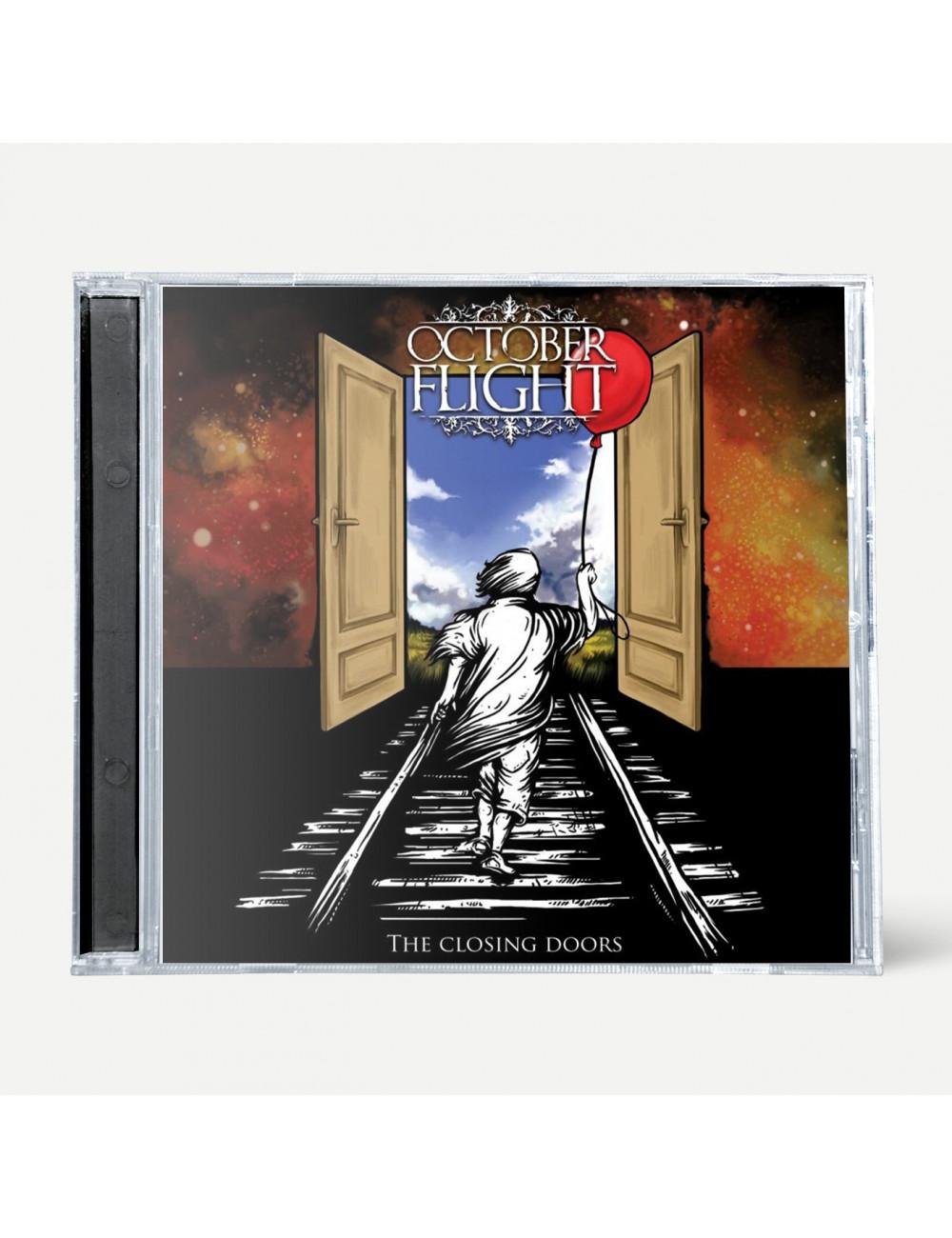 """""""Closing Doors"""" - October Flight (CD)"""
