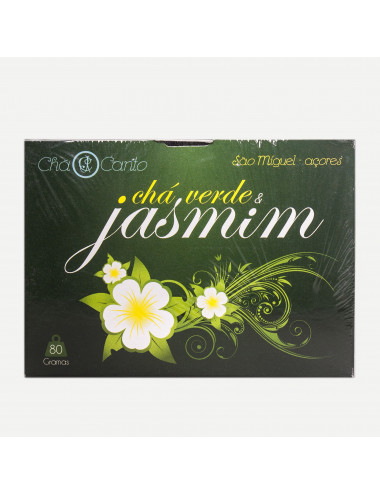 Hysson Jasmine & Green Tea
