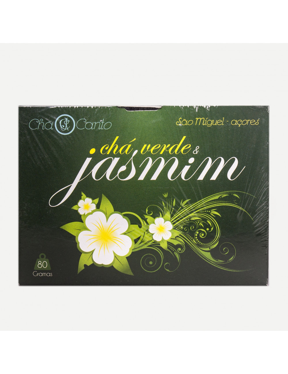 Chá Verde Hysson & Jasmim