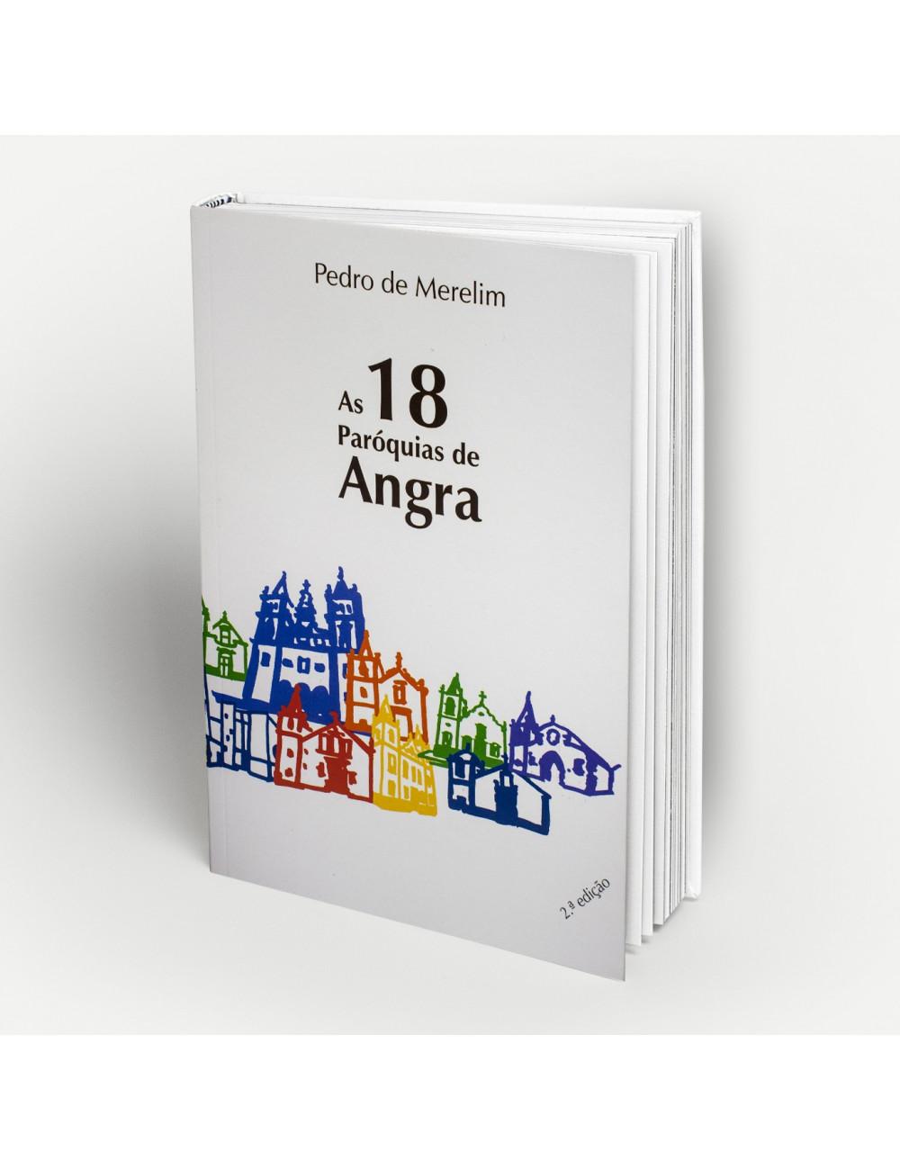 """""""As 18 Paróquias de Angra"""""""
