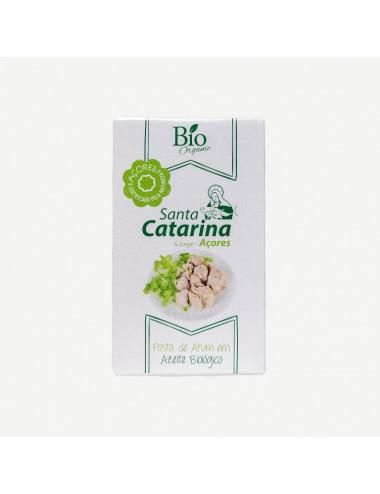 Tuna Flitch in Biologic Oil