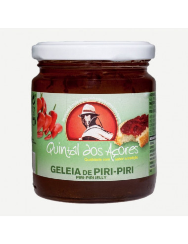 Piri-Piri (Chili) Jelly