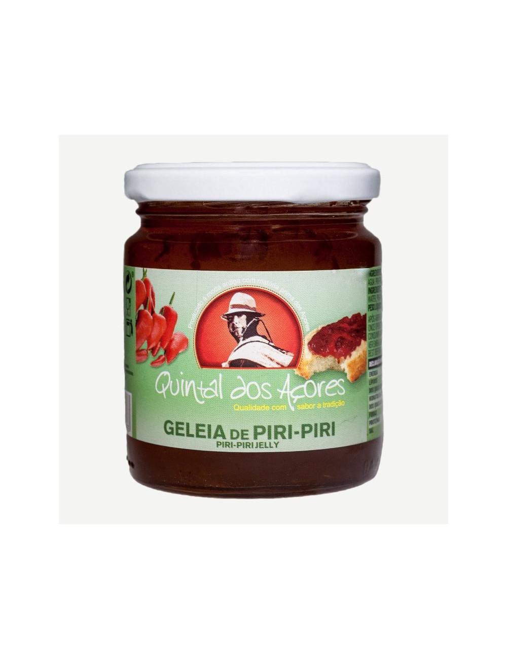 Piri-Piri (Chili) Jelly