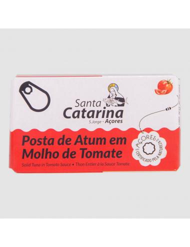 Tuna with Tomato