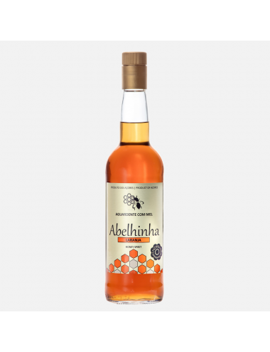 "Orange ""Abelhinha"" Honey Liqueur"