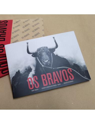 """""""Os Bravos"""" Catálogo Fotográfico"""