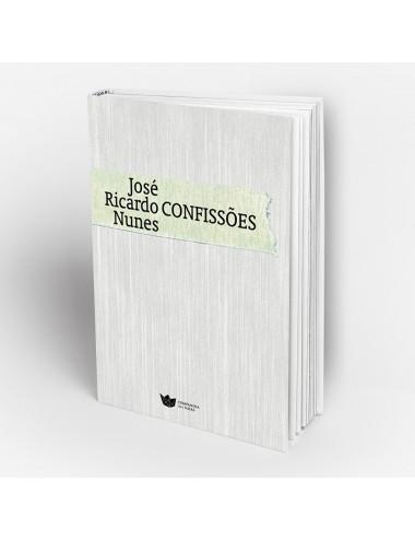 """""""Confissões"""" Ficção José Ricardo Nunes"""