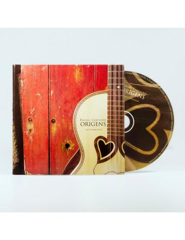 "Rafael Carvalho ""Origens"" (CD)"