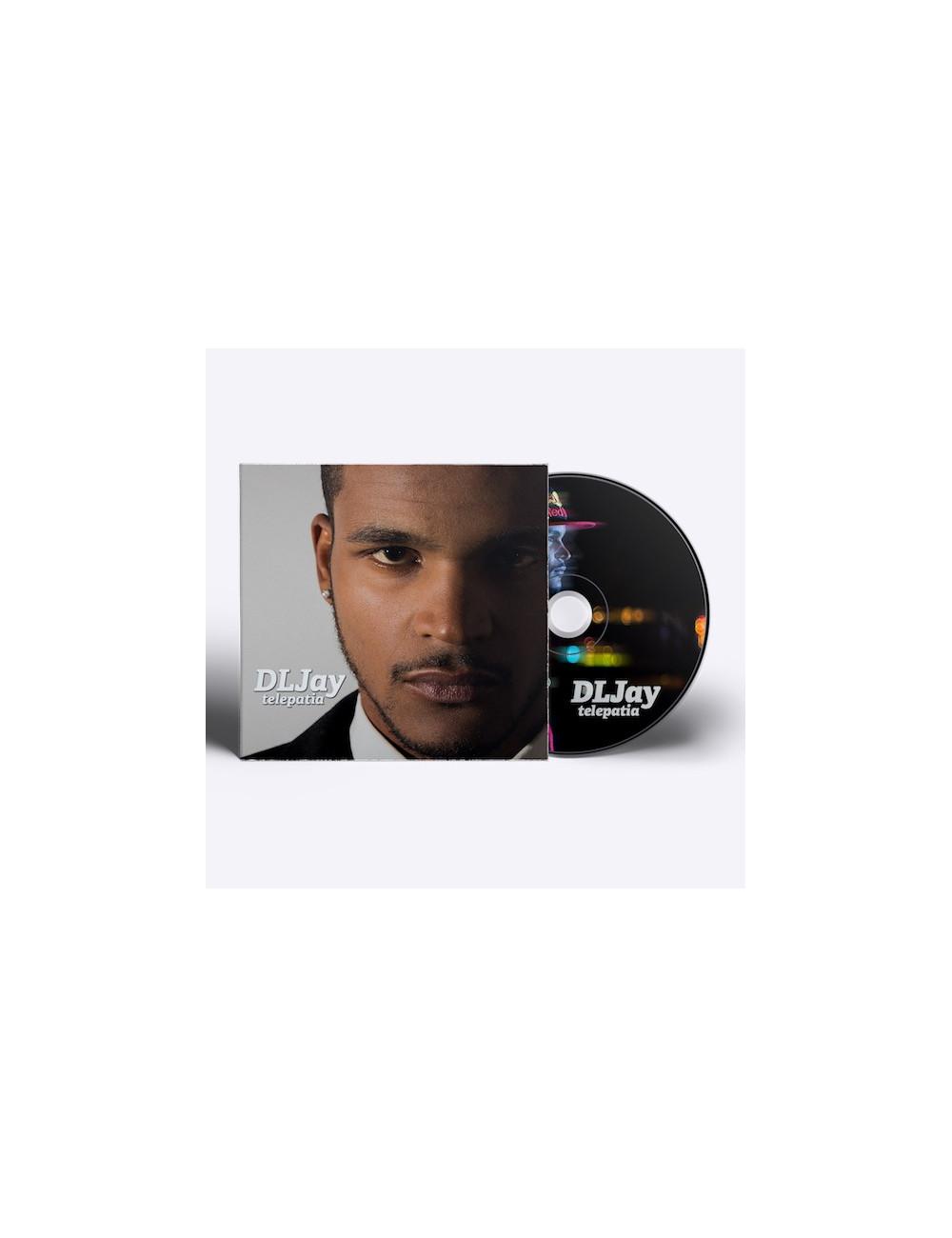"""DL Jay  """"Telepatia"""" (CD)"""