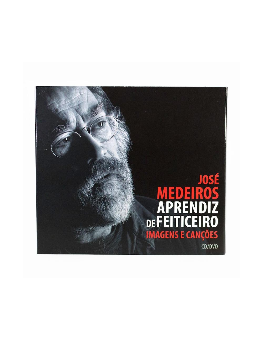 """Zeca Medeiros """"Aprendiz de Feiticeiro"""" (CD/DVD)"""