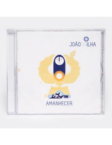 """João da Ilha """"Amanhecer"""" (CD)"""