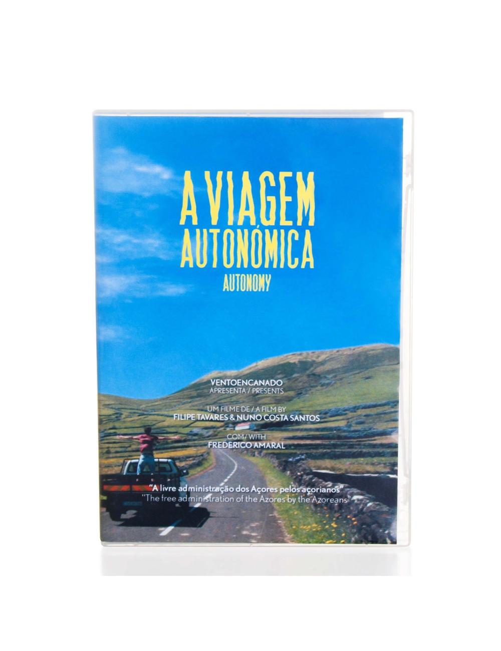 """""""Viagem Autonómica"""" (DVD)"""