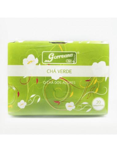 Green Tea Gorreana 20 Individual Bags