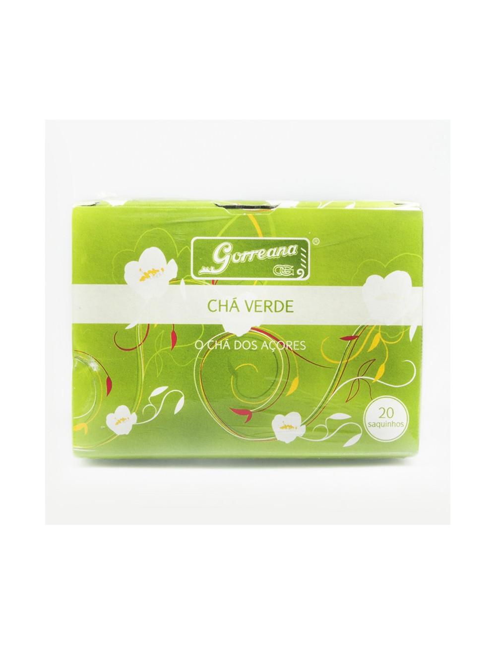 Chá Verde Gorreana