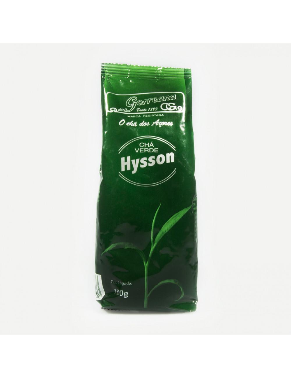 """Chá Verde """"Hysson"""""""