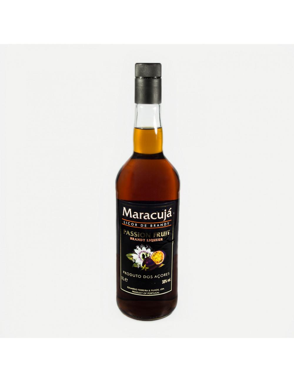 Passionfruit Brandy