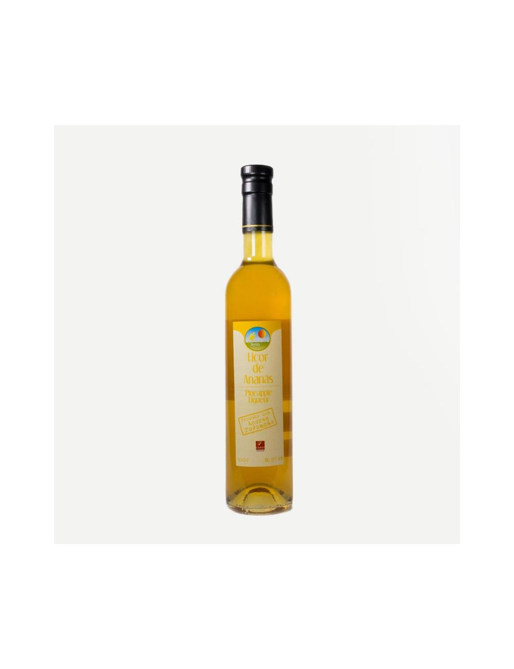 Licor de Ananás